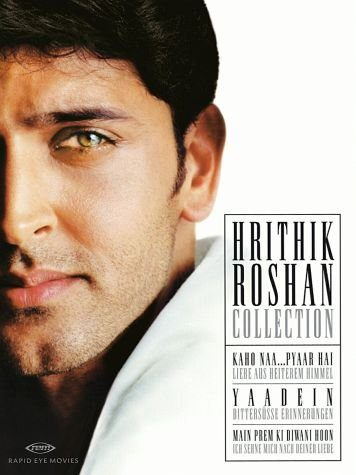 DVD »Hrithik Roshan Collection (3 DVDs)«