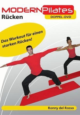 DVD »Modern Pilates - Rücken (2 DVDs)«