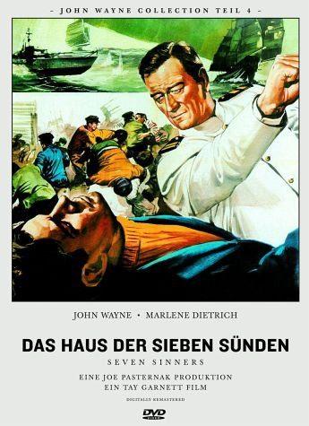 DVD »Das Haus der sieben Sünden«