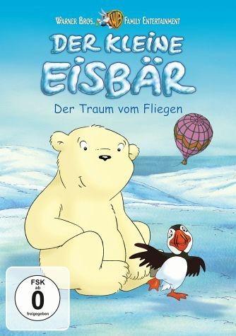 DVD »Der kleine Eisbär - Der Traum vom Fliegen«