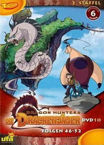 DVD »Dragon Hunters - Die Drachenjäger Vol. 10...«