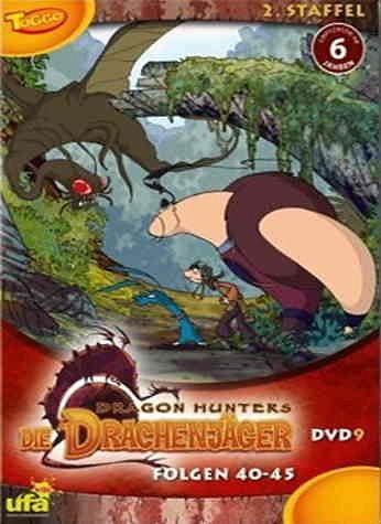 DVD »Dragon Hunters - Die Drachenjäger Vol. 9...«
