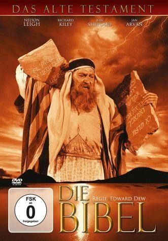 DVD »Die Bibel - Das Alte Testament«