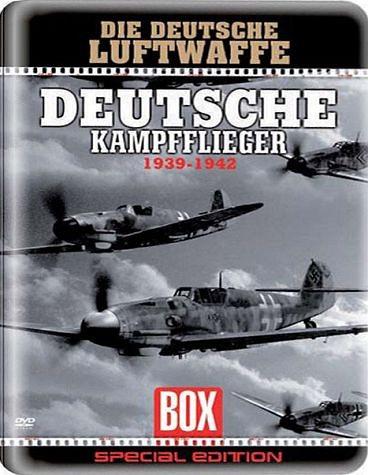 DVD »Deutsche Kampfflieger 1939 - 1942 (Metal Box)«
