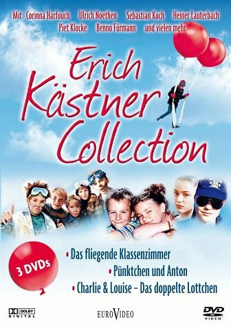 DVD »Erich Kästner Collection (3 DVDs)«