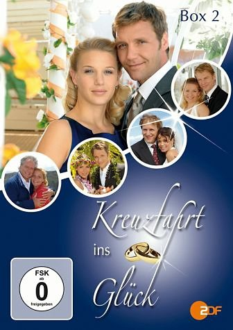 DVD »Kreuzfahrt ins Glück - Box 2 (2 DVDs)«