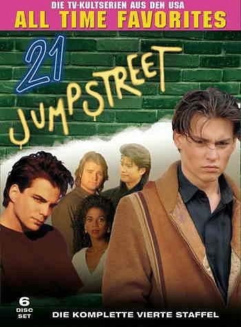 DVD »21 Jump Street - Die komplette vierte Staffel...«