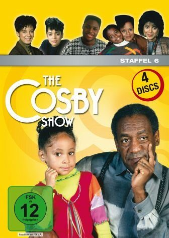 DVD »The Cosby Show - Staffel 6 (4 DVDs)«