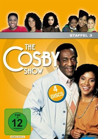DVD »The Cosby Show - Staffel 3 (4 DVDs)«