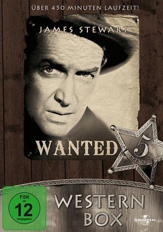 DVD »Western Box (2 DVDs)«