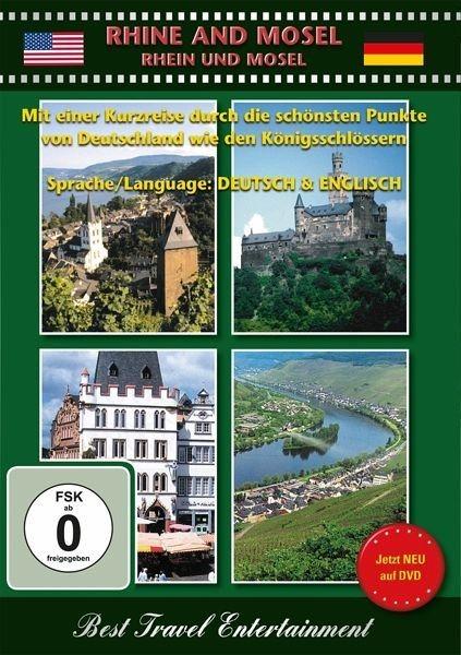 DVD »Rhein und Mosel«
