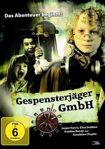 DVD »Gespensterjäger GmbH«