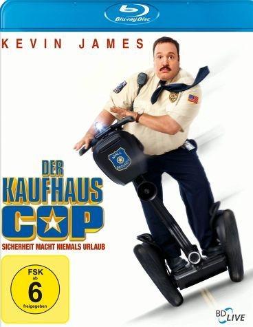 Blu-ray »Der Kaufhaus Cop«
