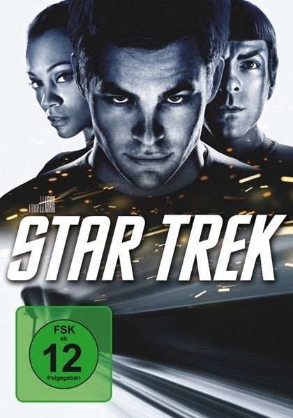 DVD »Star Trek (2009) (DVD)«