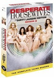 DVD »Desperate Housewives - Die komplette dritte...«