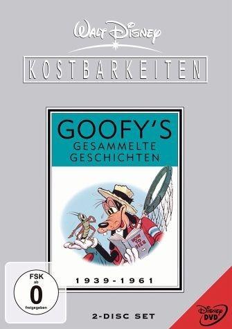DVD »Goofys gesammelte Geschichten (2 DVDs)«