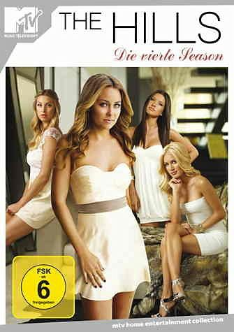 DVD »The Hills - Die vierte Season«