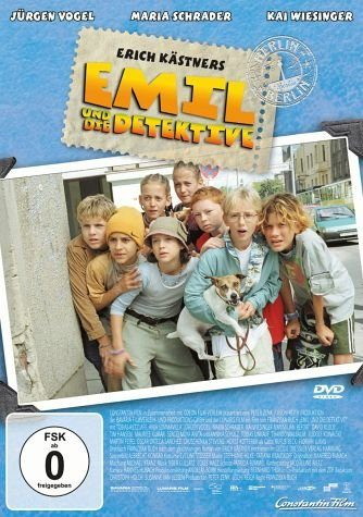 DVD »Emil und die Detektive«