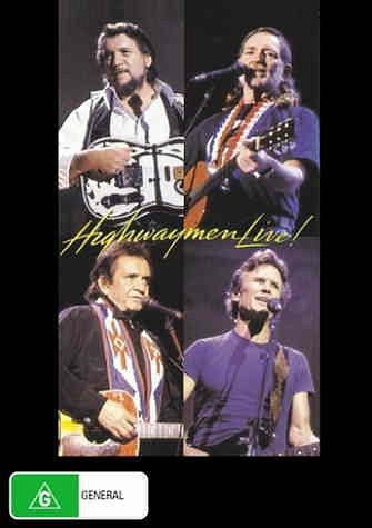 DVD »Highwaymen - Live«