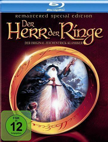 Blu-ray »Der Herr der Ringe«