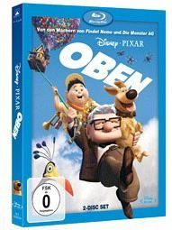 Blu-ray »Oben (2 Blu-ray Discs)«