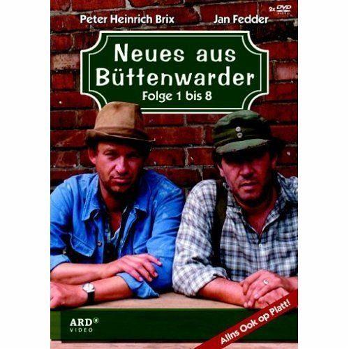 DVD »Neues aus Büttenwarder - Folge 01 bis 08 (2 DVDs)«