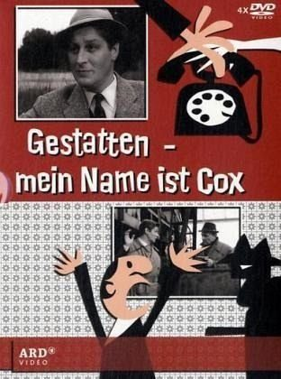 DVD »Gestatten, mein Name ist Cox«