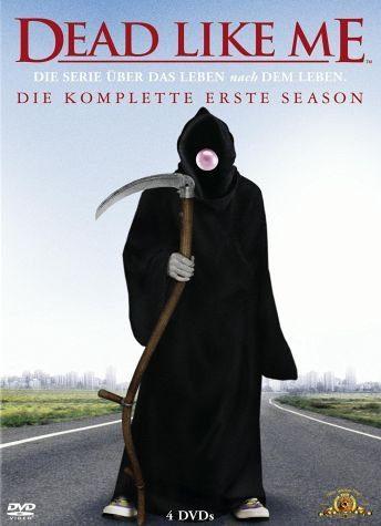 DVD »Dead Like Me - So gut wie tot , Season 1 (4 DVDs)«