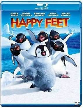 Blu-ray »Happy Feet«