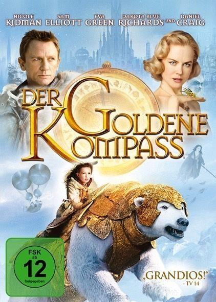 DVD »Der Goldene Kompass (Einzel-DVD)«