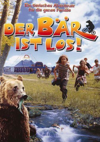 DVD »Der Bär ist los«
