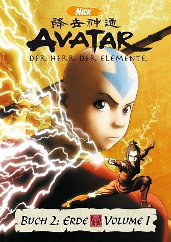DVD »Avatar - Der Herr der Elemente, Buch 2: Erde,...«