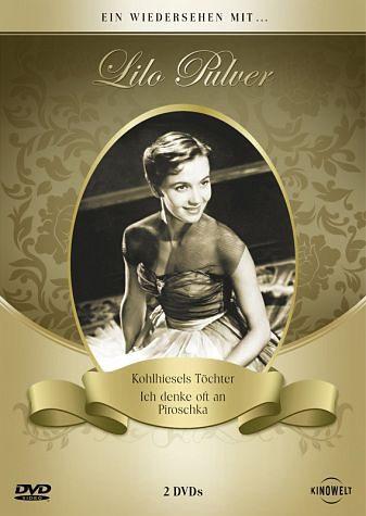 DVD »Ein Wiedersehen mit ... Lilo Pulver (2 DVDs)«