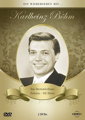 DVD »Ein Wiedersehen mit ... Karlheinz Böhm (2 DVDs)«