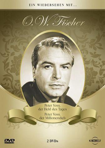 DVD »Ein Wiedersehen mit ... O.W. Fischer (2 DVDs)«