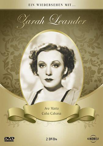 DVD »Ein Wiedersehen mit ... Zarah Leander (2 DVDs)«