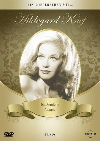 DVD »Ein Wiedersehen mit ... Hildegard Knef (2 DVDs)«
