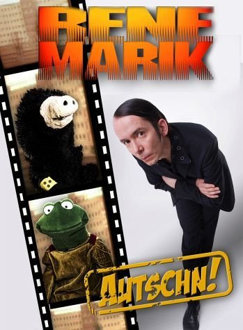 DVD »René Marik - Autschn!, 1 DVD-Video«