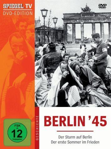 DVD »Spiegel TV - Berlin '45: Der Sturm auf Berlin...«