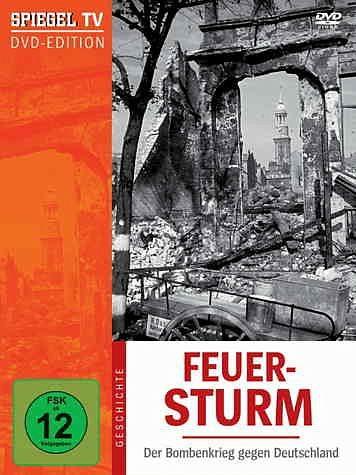 DVD »Spiegel TV - Feuersturm: Bombenkrieg gegen...«