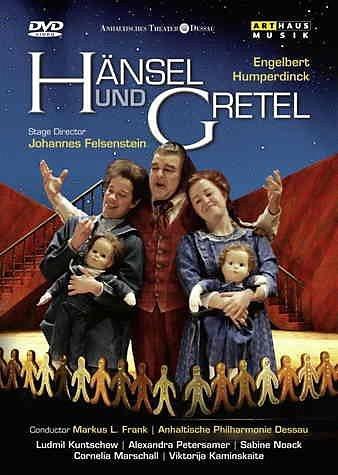DVD »Humperdinck, Engelbert - Hänsel und Gretel (NTSC)«