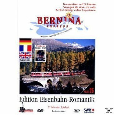 DVD »Bernina-Express«
