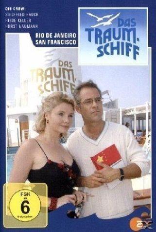 DVD »Das Traumschiff - Rio / Kalifornien«