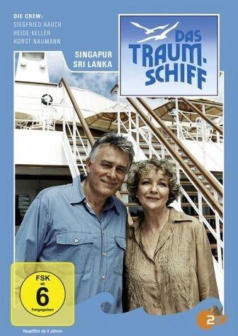 DVD »Das Traumschiff - Singapur / Sri Lanka«