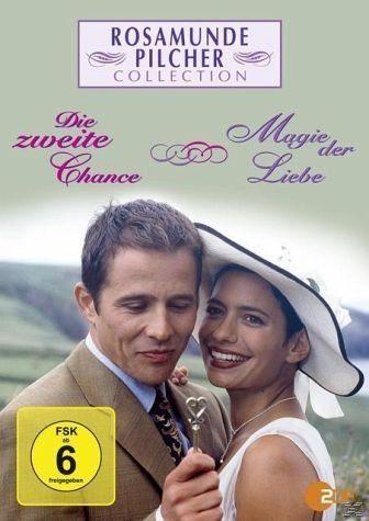 DVD »Rosamunde Pilcher: Die zweite Chance / Magie...«