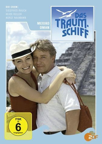 DVD »Das Traumschiff - Mexico / Oman«