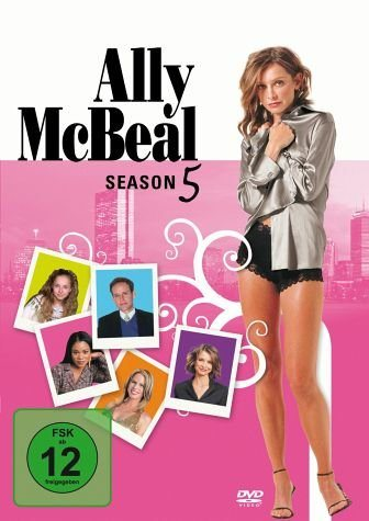 DVD »Ally McBeal: Season 5 (6 DVDs)«