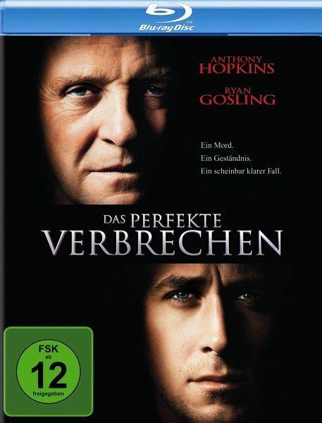 Blu-ray »Das perfekte Verbrechen«