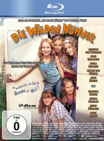 Blu-ray »Die wilden Hühner«