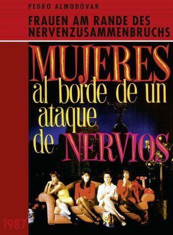 DVD »Frauen am Rande des Nervenzusammenbruchs«